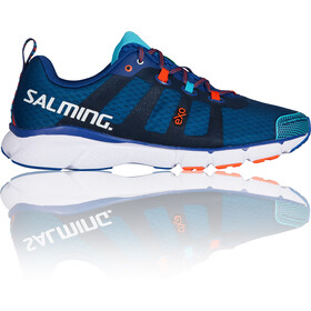 Salming enRoute 2 Shoes Herren limoges blue/blue atoll